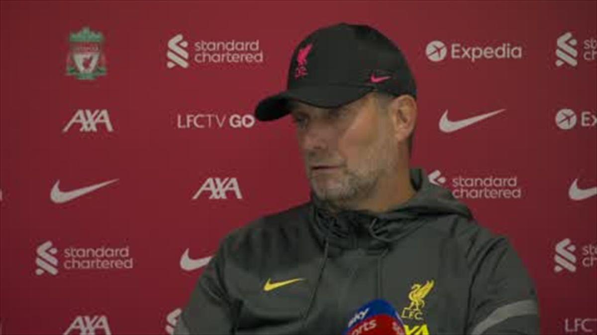 'Red card harsh on Chelsea' - Klopp on James sending off