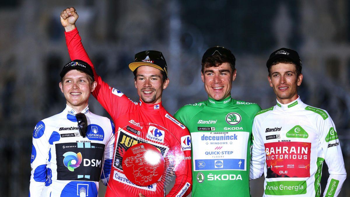 Ganadores de la Vuelta a España