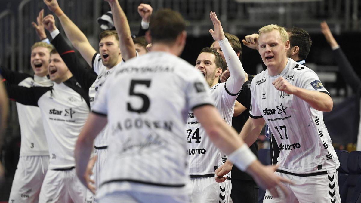 Kiel startet im belarussischen Brest in die CL-Saison
