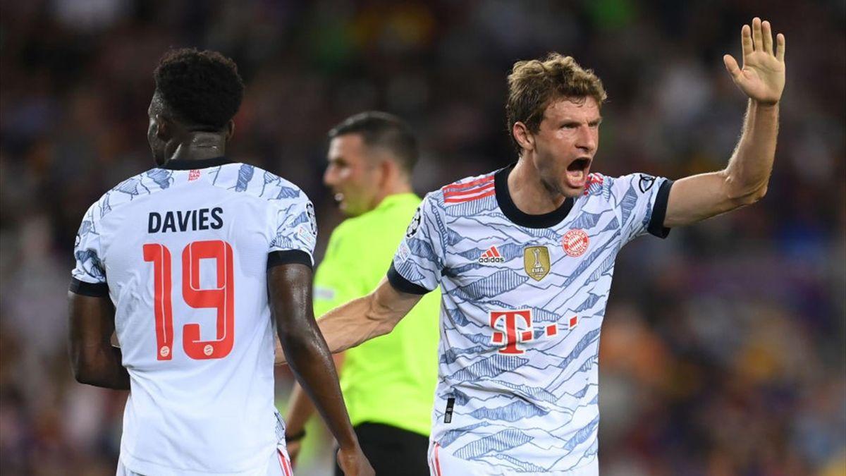 Resumen Barcelona-Bayern de Múnich: Pudo ser peor (0-3)