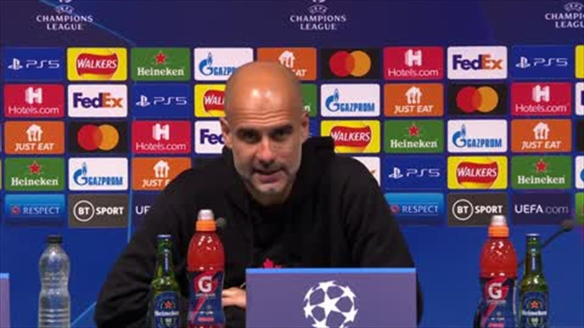 'The first of many' - Guardiola lauds Grealish after goal against Leipzig