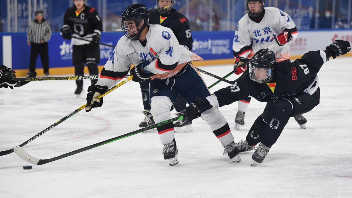 Olympische Winterspiele: Eishockey ohne China möglich