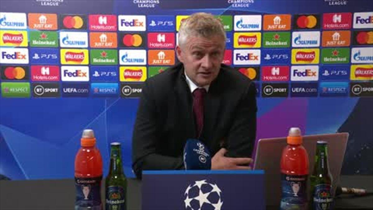 'We are a proper team,' insists Solskjaer after Ronaldo rescues Man Utd