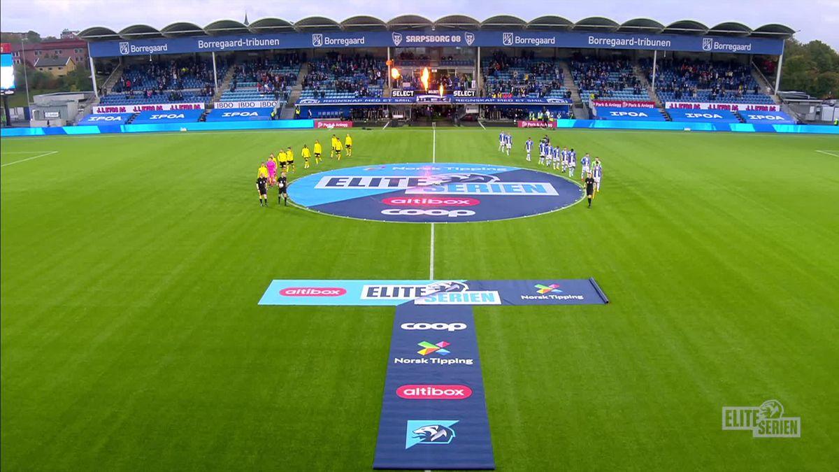 Se høydepunktene: Kone matchvinner i etterlengtet Sarpsborg 08-seier