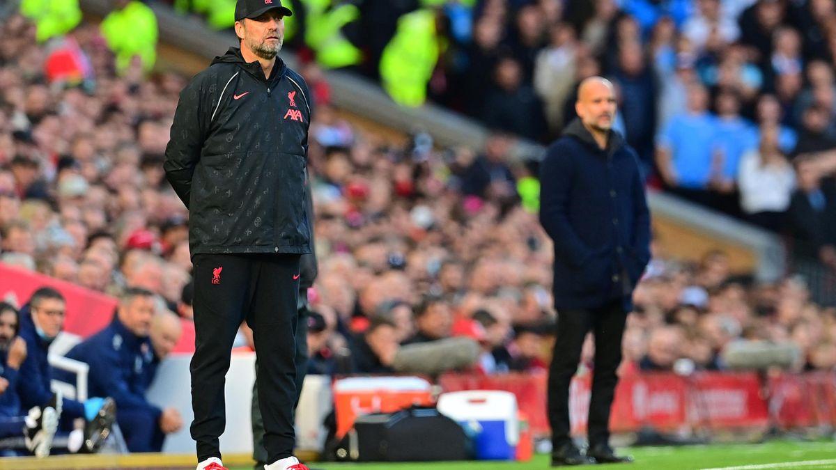 Jürgen Klopp und der FC Liverpool sind Tabellen-Zweiter