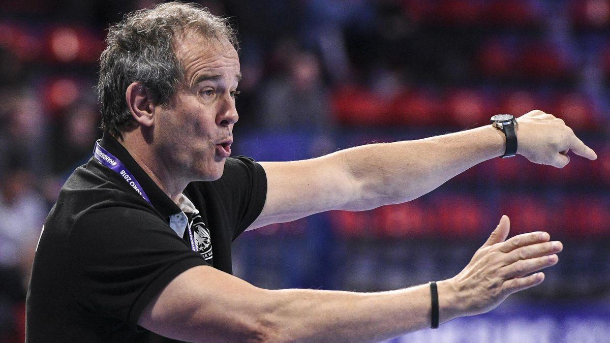 Nationaltrainer Henk Groener: Entscheidung nach der WM