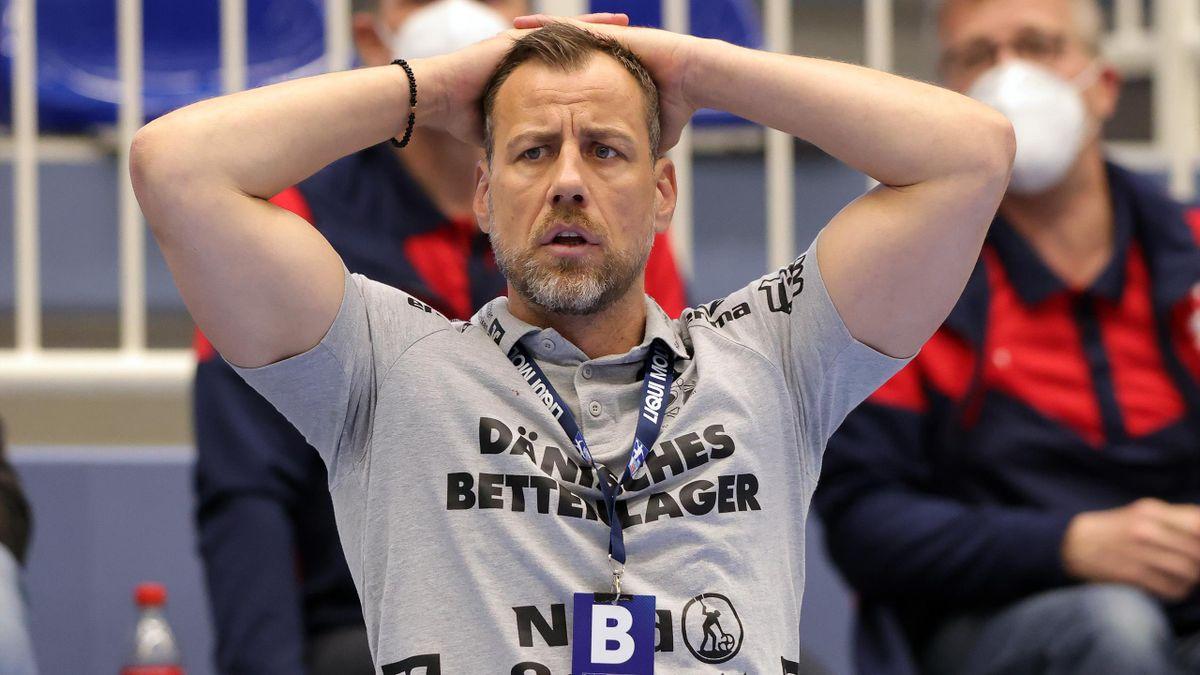 Trainer Maik Machulla scheidet mit Flensburg aus