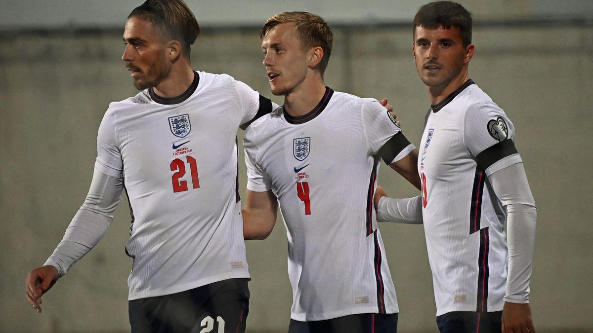 England gewinnt gegen Andorra locker mit 5:0