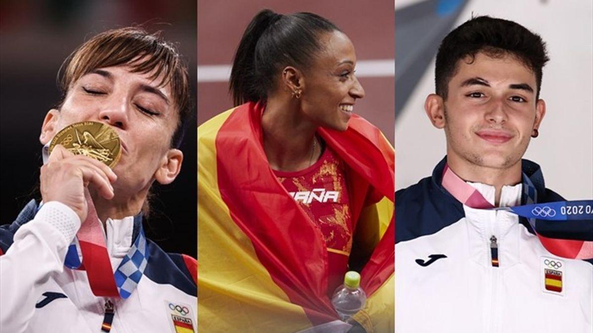 ¡Feliz Día de la Hispanidad! Rememora todas las medallas de España en Tokio 2020
