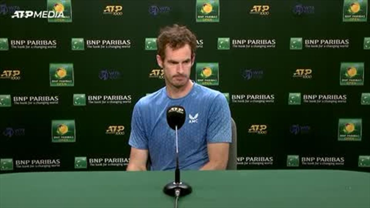 Murray blames lack of consistency in loss to Zverev