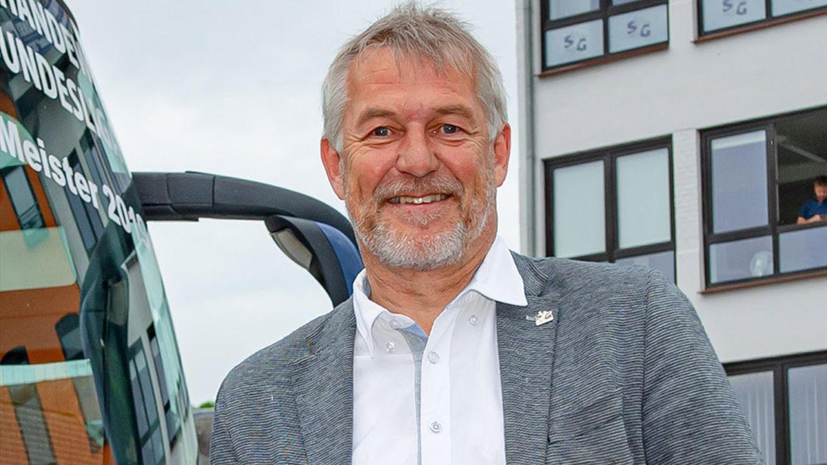 Dierk Schmäschke reaktiviert Schwiegersohn Müller