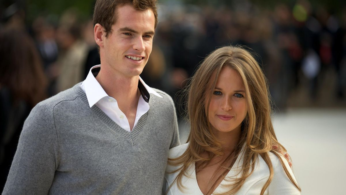 Andy Murray and Kim Sears' wedding details confirmed