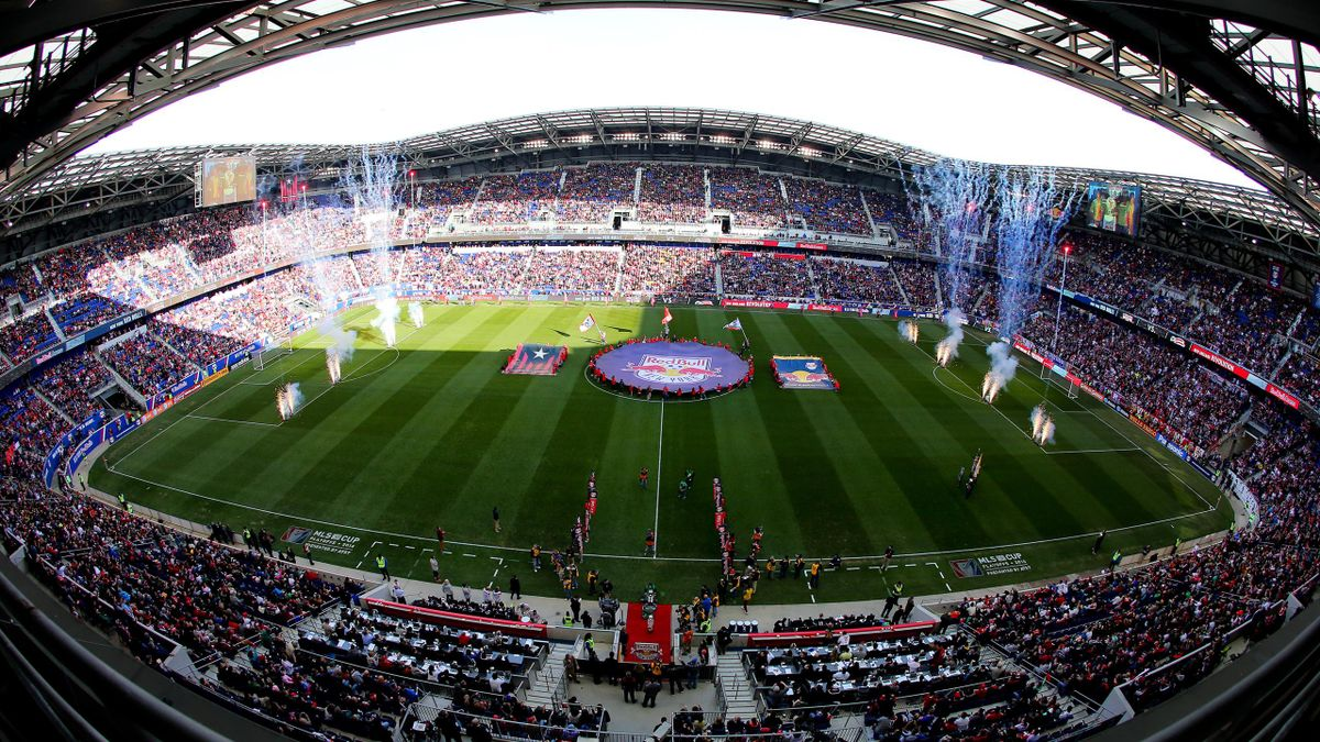 FOOTBALL : New England Revolution vs New York Red Bulls - Finale - Conference Est - MLS -  24/11/2014