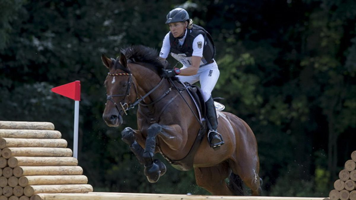 Ingrid Klimke ist Europameisterin