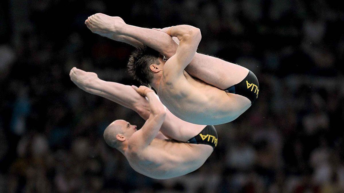 Universiade d'été 2017: place au résultat du plongeon à la plateforme de 10m synchro Hommes