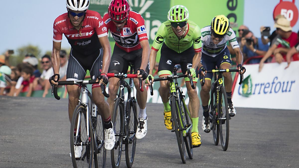 Woods sole bright spot as uncertainty swirls around Cannondale-Drapac's future