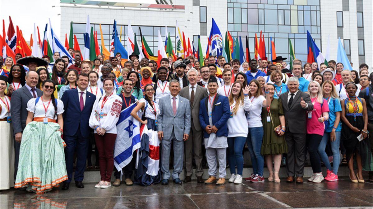 "FISU Declares Second International Day of University Sport ""A Great Success"" - Copie"