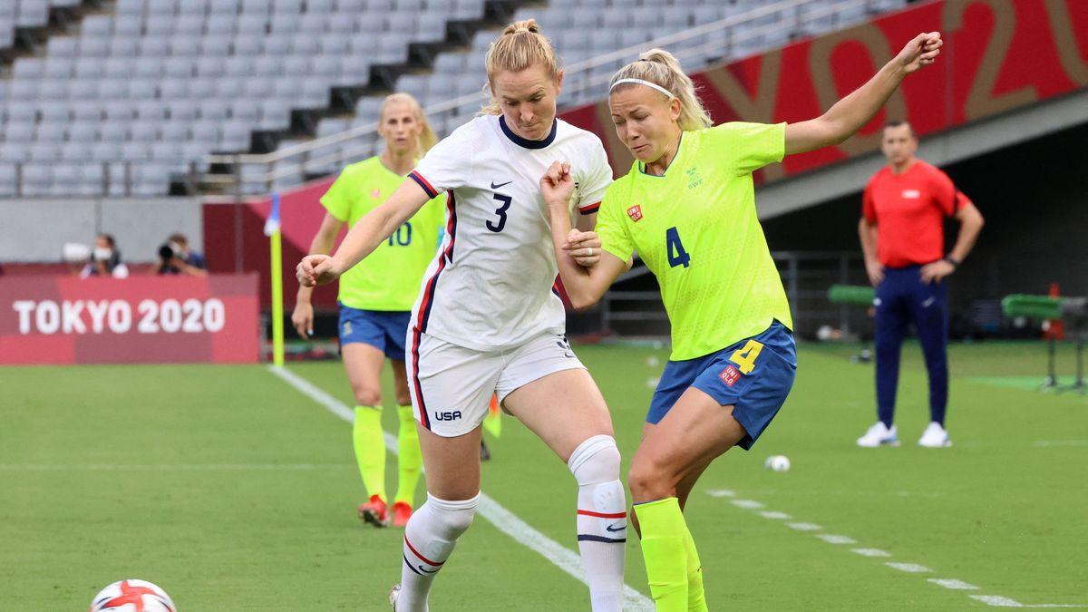 En directo online: Suecia-EE. UU. - Juegos Olímpicos de Tokio 2020 - Fútbol  femenino - Hoy 21 julio 2021 - Eurosport