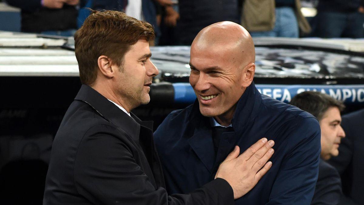 Mauricio Pochettino, Zinedine Zidane