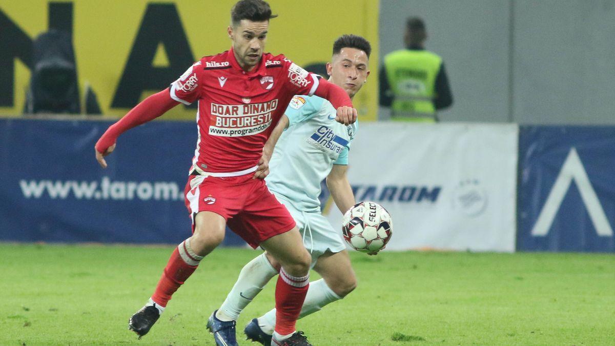 Andrei Sin (Dinamo București)
