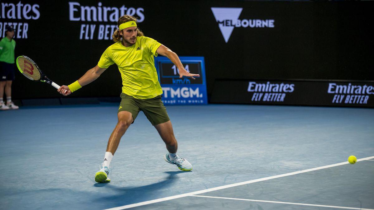 Stefanos Tsitsipas - Australian Open 2021
