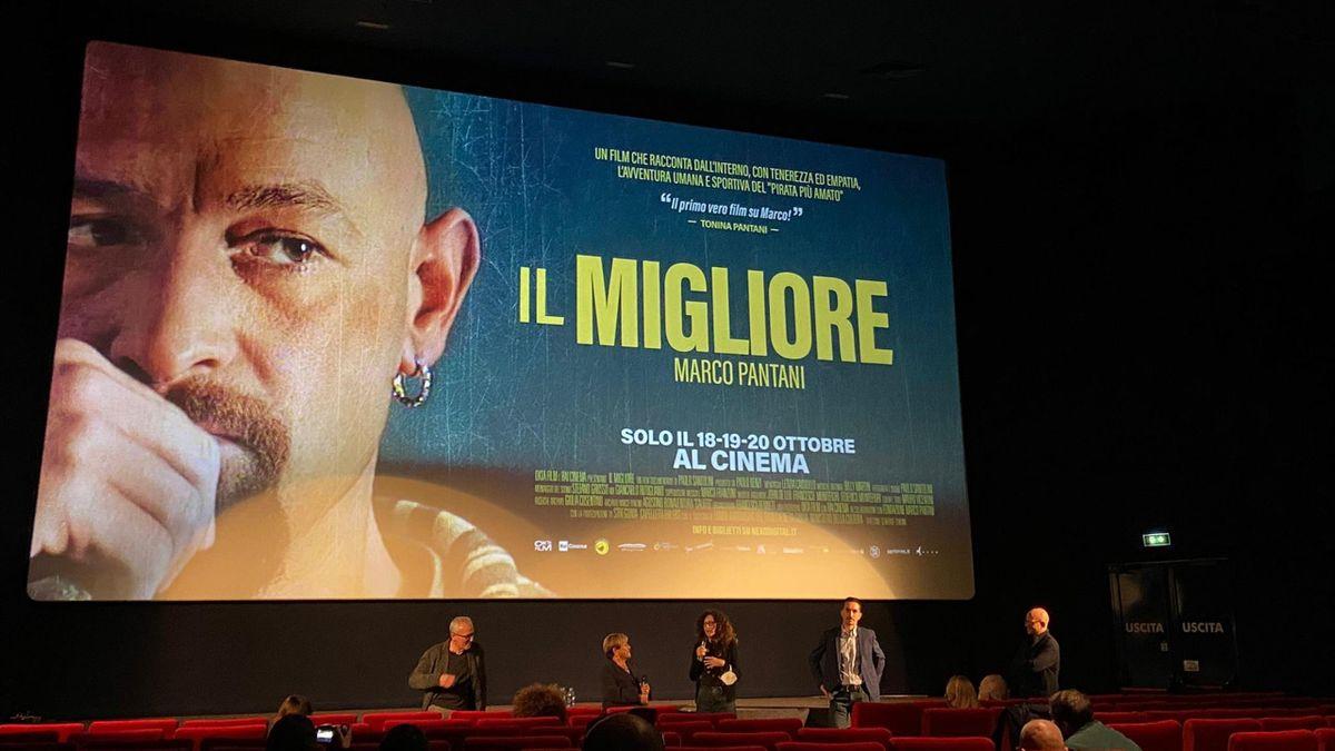 """Marco Pantani, """"Il Migliore"""""""