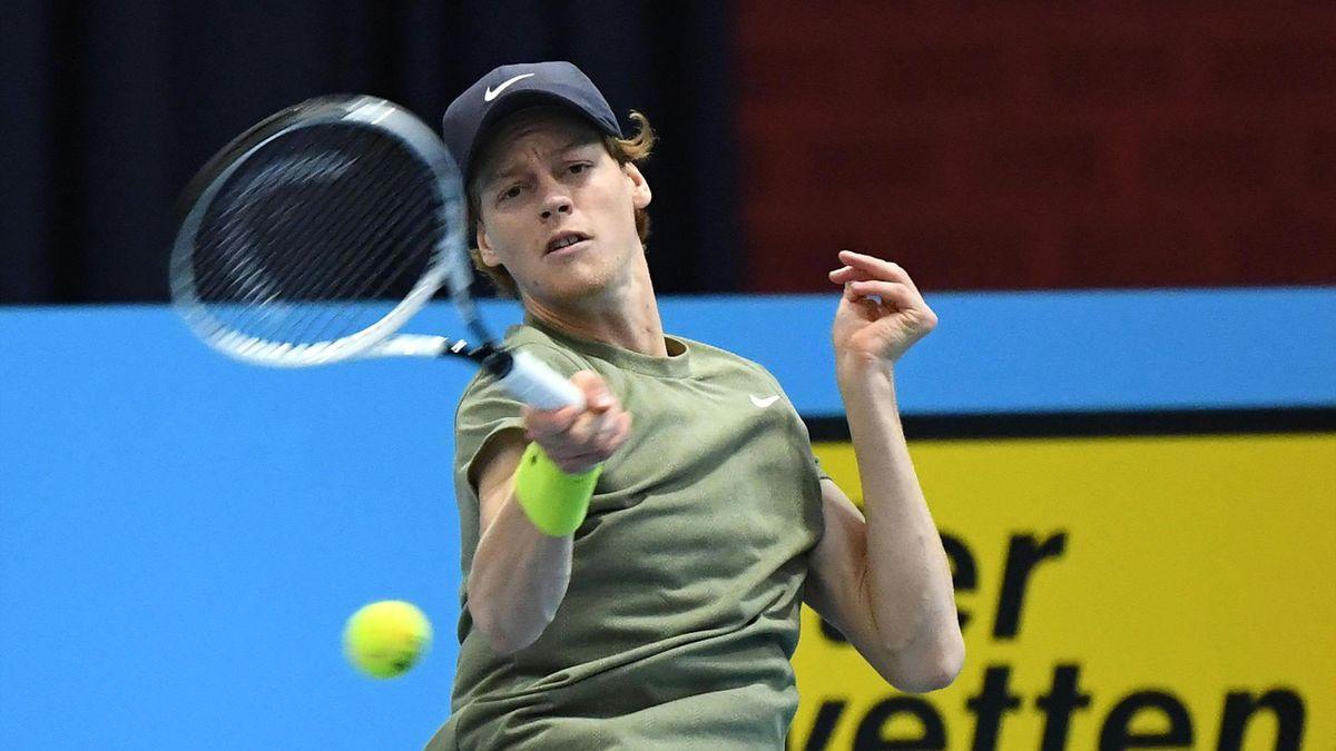 Jannik Sinner a câștigat turneul ATP 250 de la Sofia