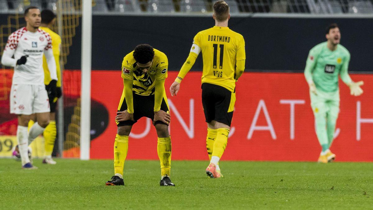 Der BVB lässt gegen Mainz wichtige Punkte liegen