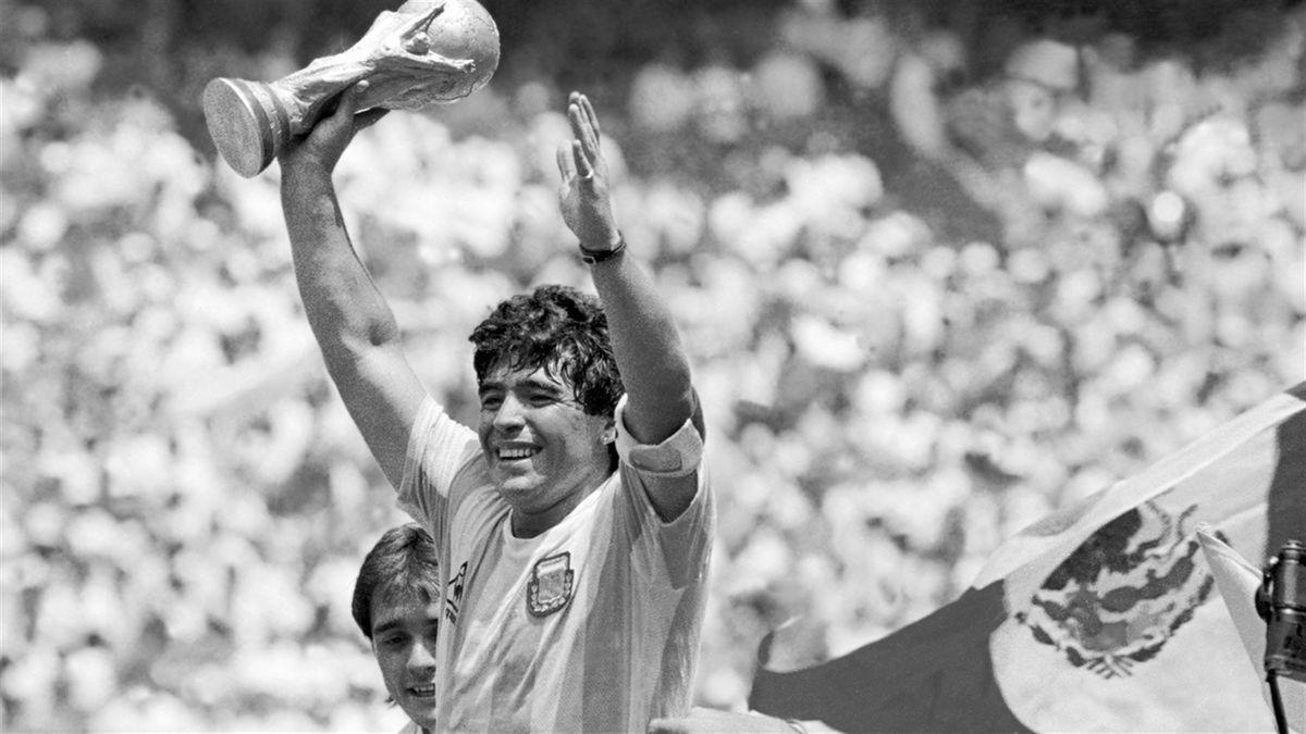 Diego Armando Maradona fallece a los 60 años - Eurosport
