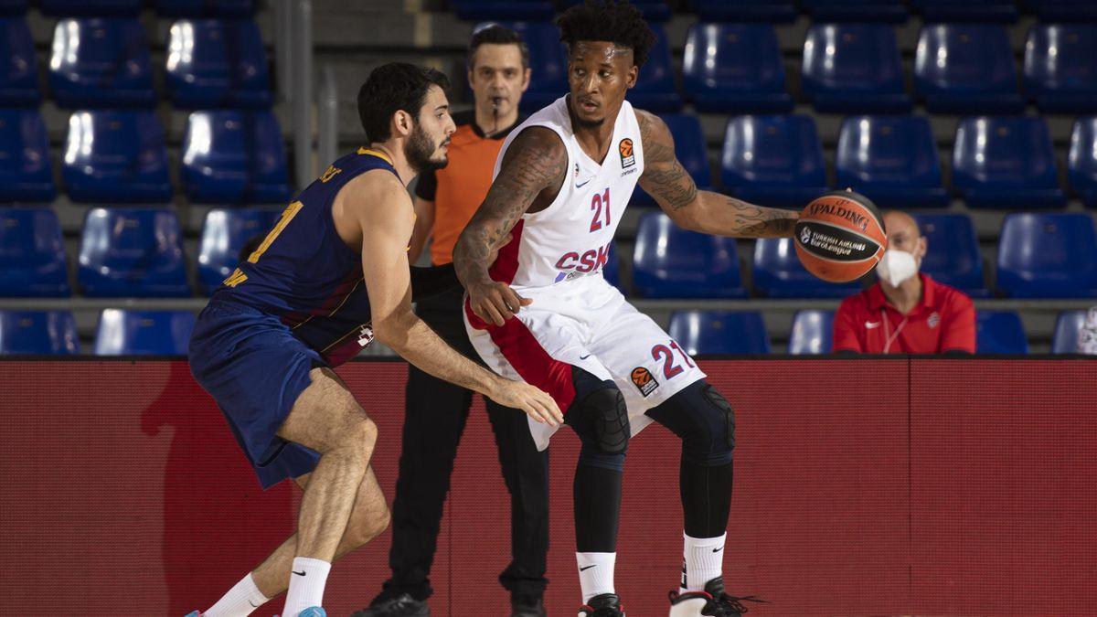 Álex Abrines, Barcelona-CSKA