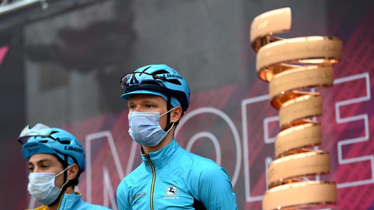 Александр Власов, «Астана», «Джиро Д'Италия»