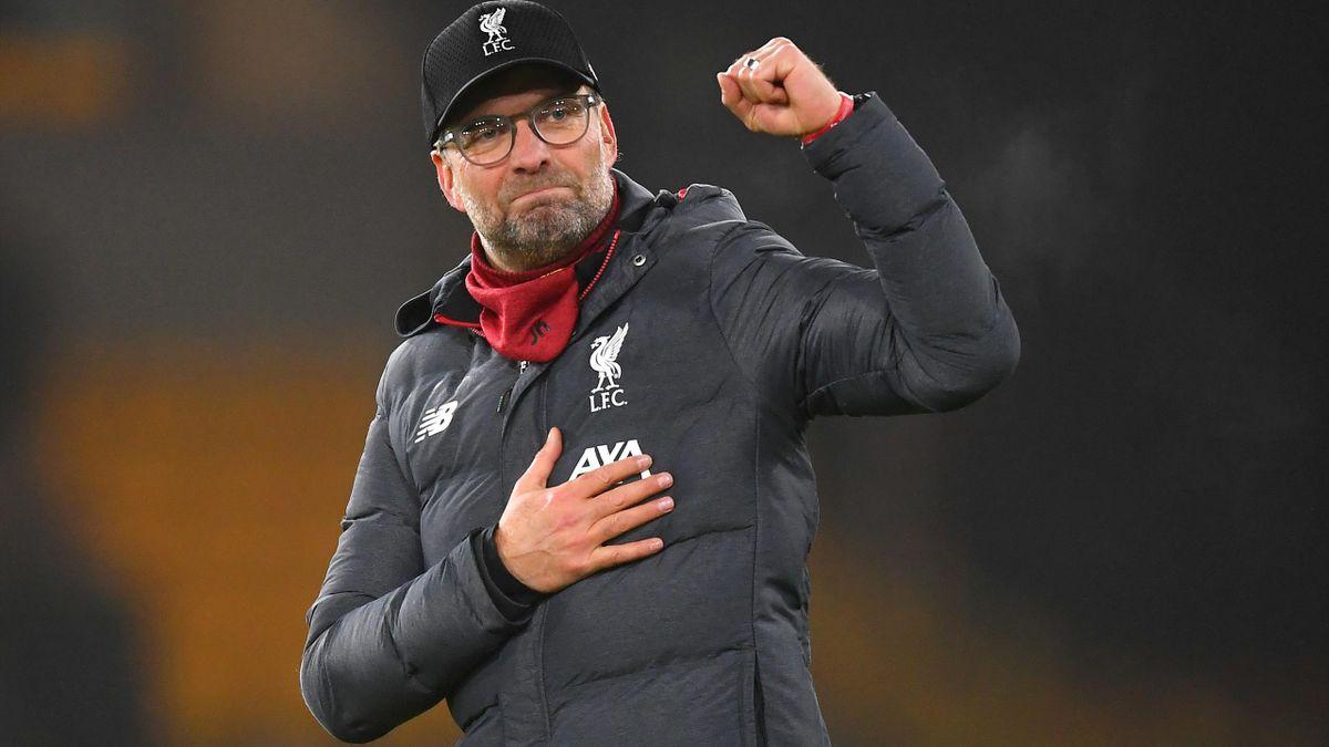 Jurgen Klopp, pregătit să devină campion în Premier League