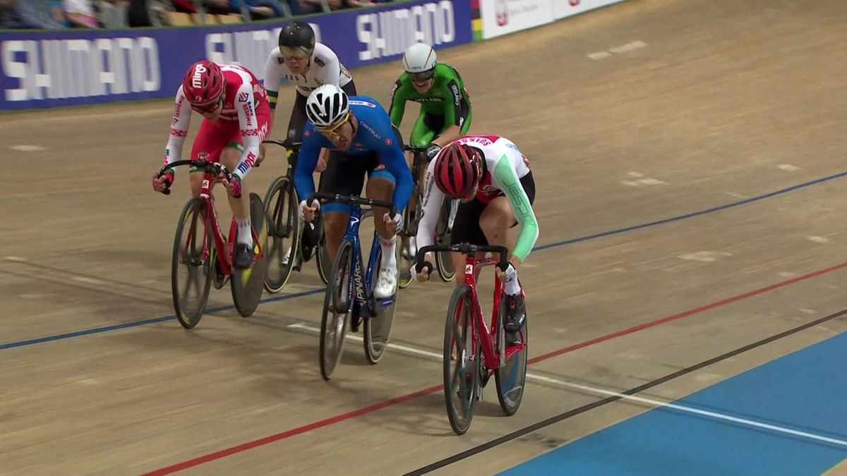 Cycling track world championship - 40 km Points race