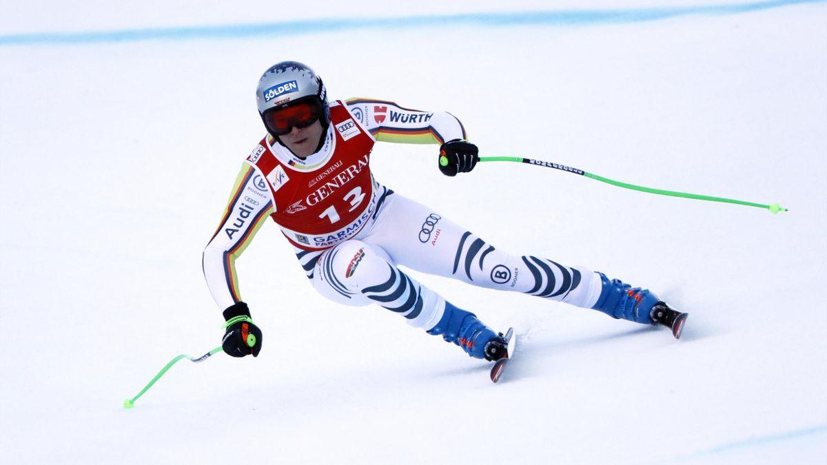 Thomas Dreßen steht bei der alpinen Ski-WM im deutschen Aufgebot