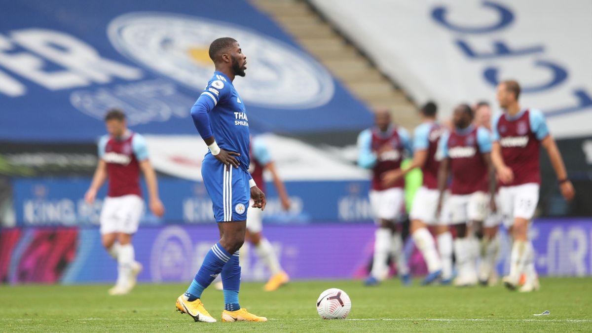 Leicester a pierdut cu 3-0 pe teren propriu contra lui West Ham United, în etapa a 4-a din Premier League