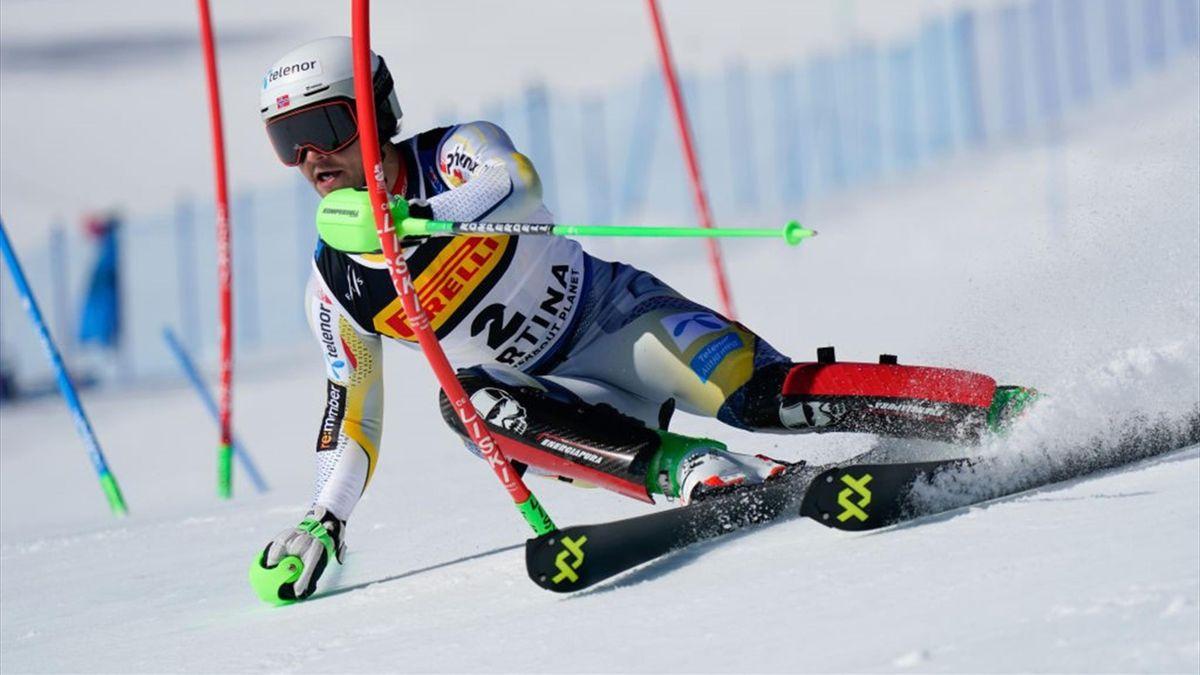Sebastian Foss-Solevaag | Alpine Skiing | ESP Player Feature