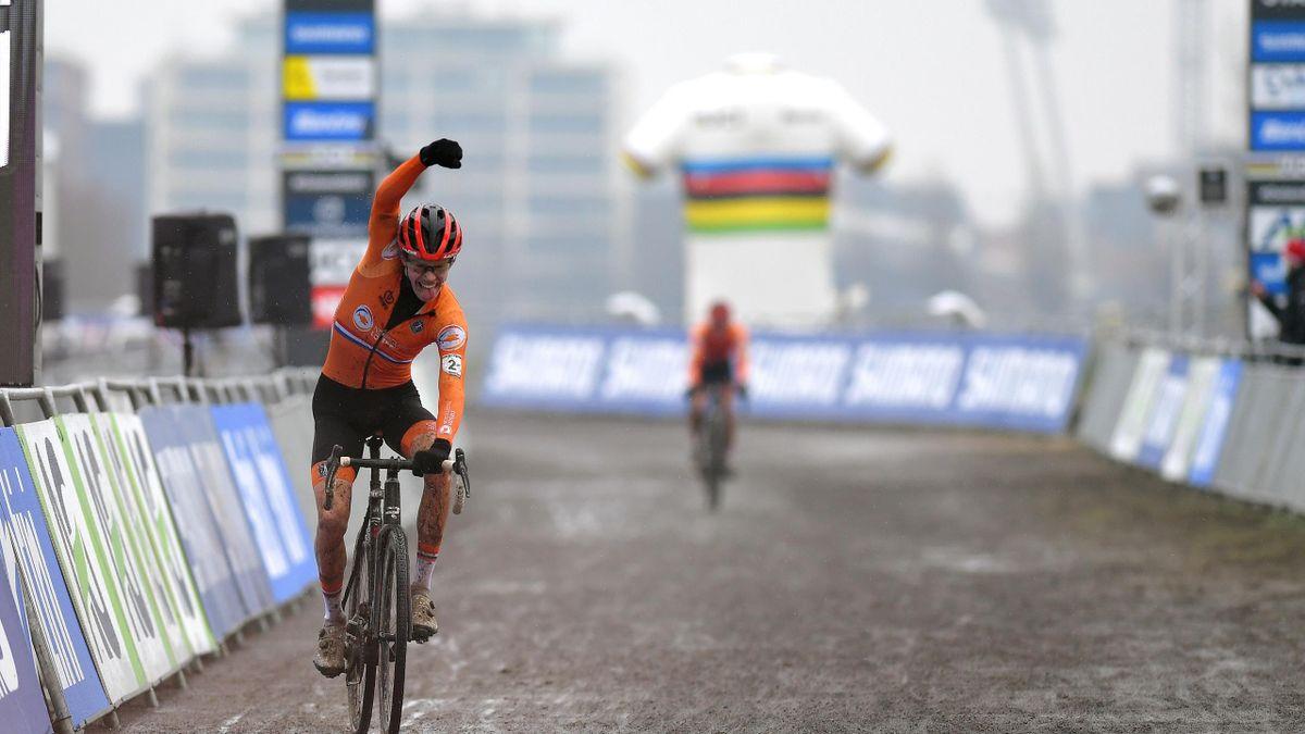 Pim Ronhaar wereldkampioen bij de beloften in Oostende