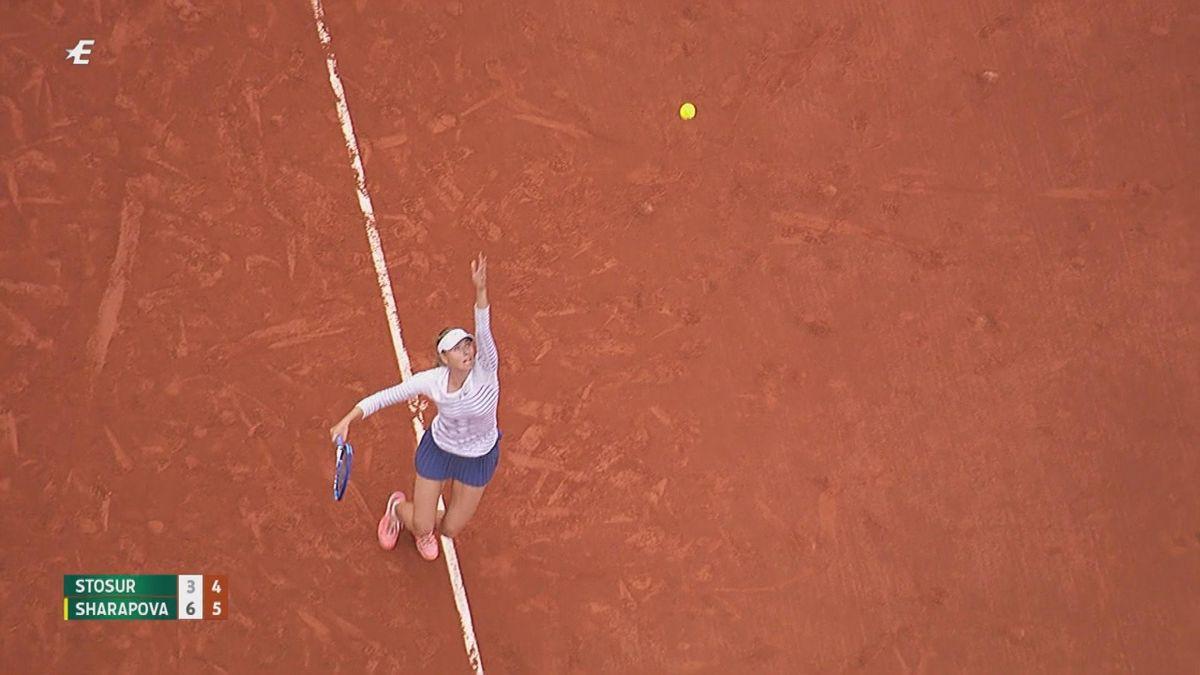 0529 Hlts Stosur vs. Sharapova