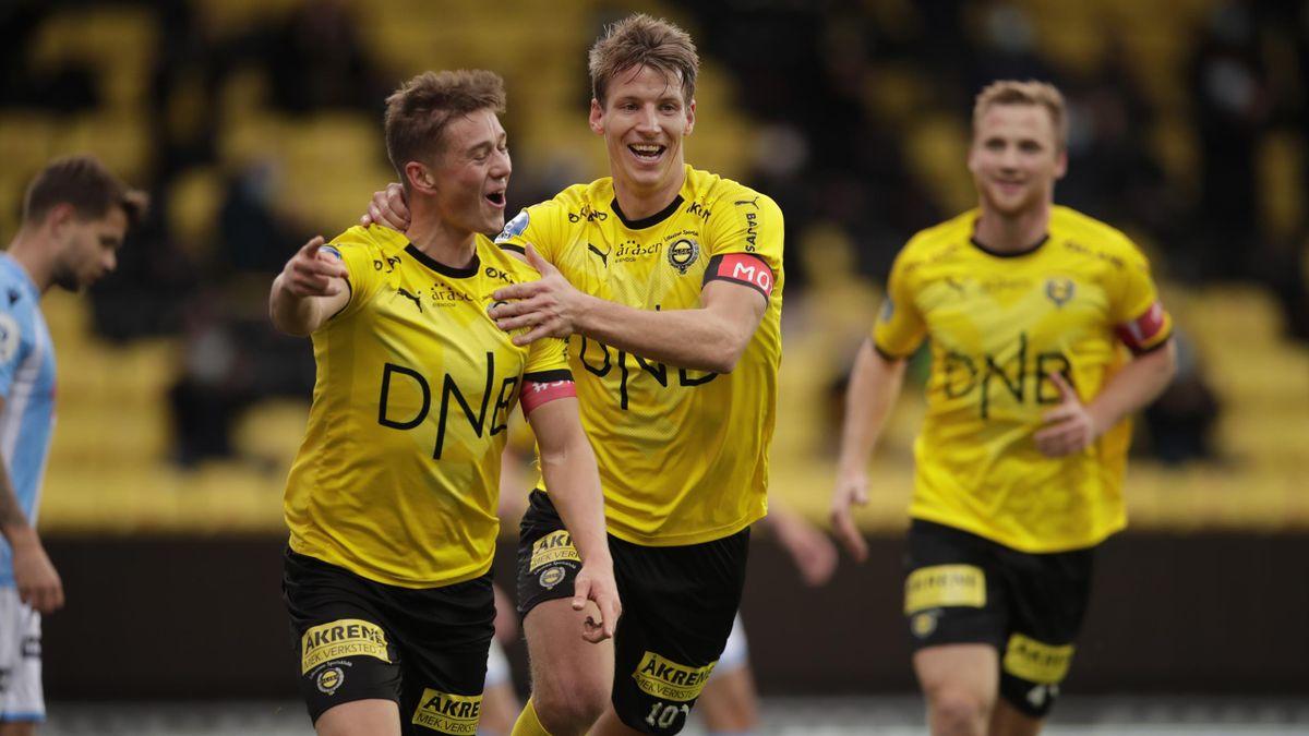Fredrik Krogstad og Thomas Lehne Olsen