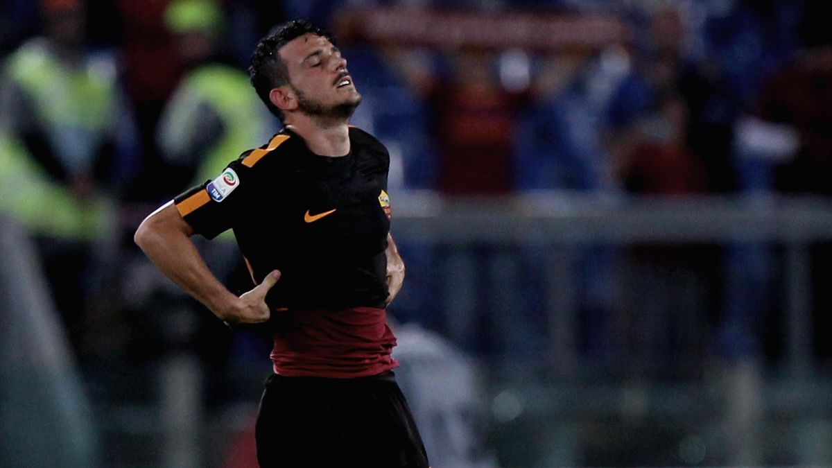 Alessandro Florenzi, Roma, Serie A 2017-2018, Getty Images