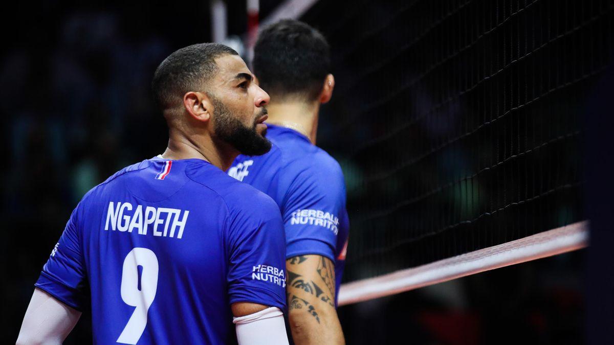 Earvin Ngapeth - France Volley