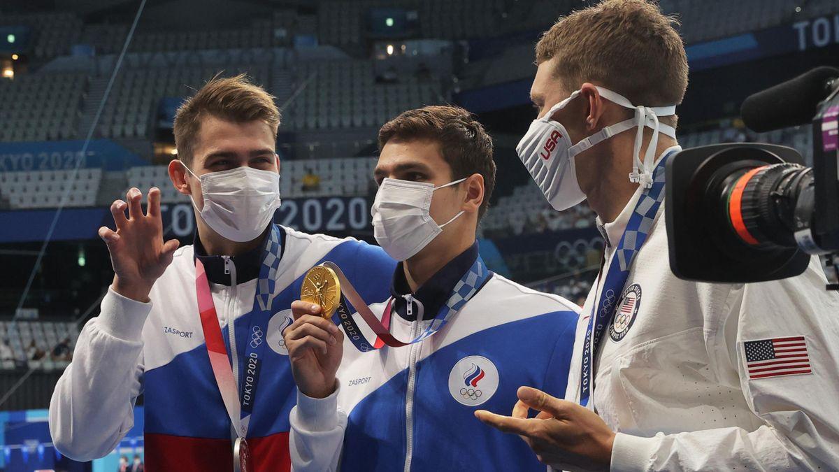 Kolesnikov, Rylov és Murphy