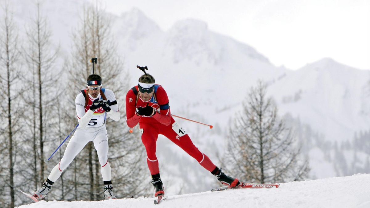 Bjørndalen 2006