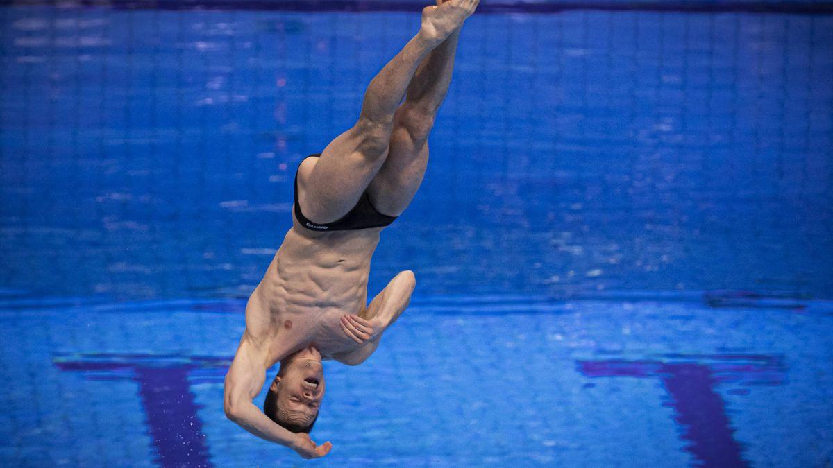 Patrick Hausding ist für Tokyo 2020 vom 3-m-Brett qualifiziert