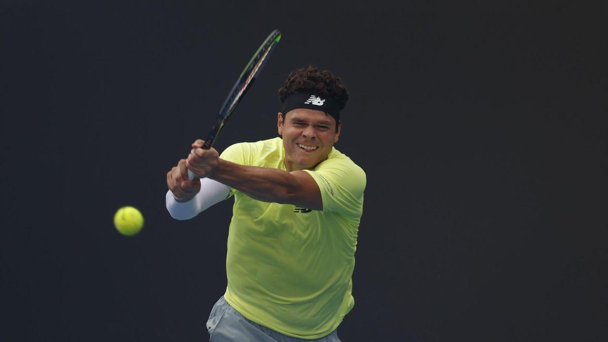 Milos Raonic   Tennis   ESP Player Feature