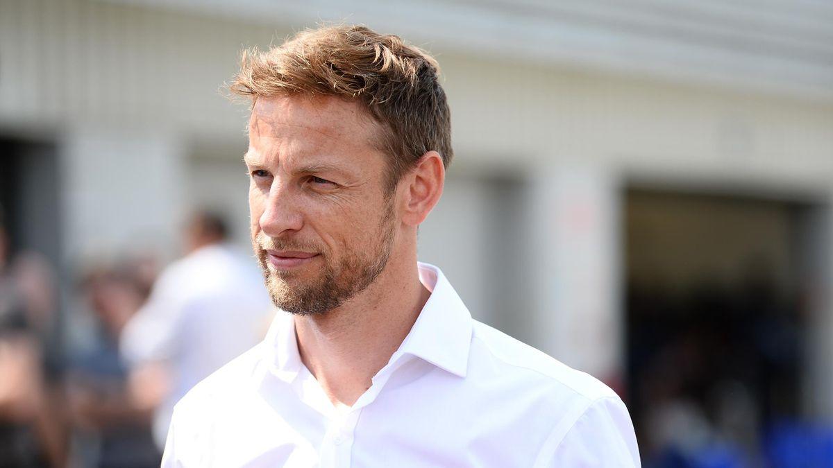 Strandete in der Wüste: Ex-Formel 1-Weltmeister Jenson Button