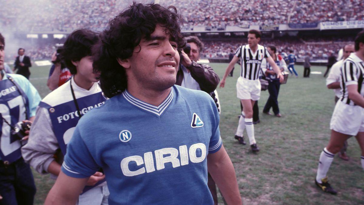 Diego Maradona va rămâne în sufletele noastre