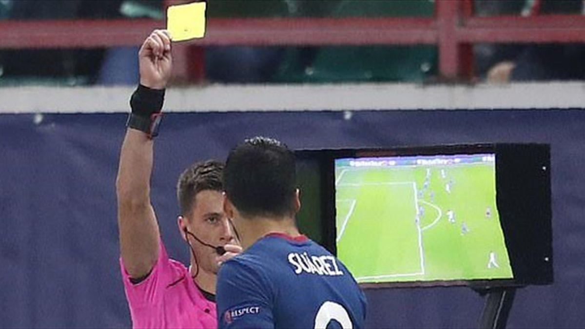 """Luis Suarez și un nou gest """"marcă înregistrată"""""""
