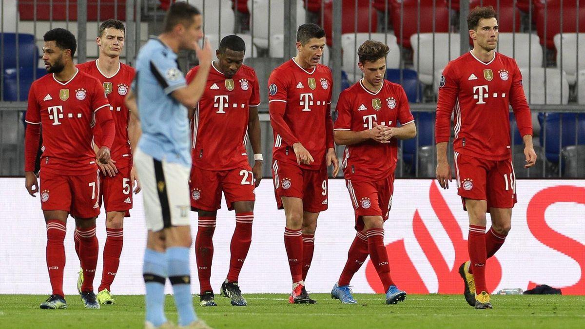 Der FC Bayern steht im Viertelfinale der Champions League