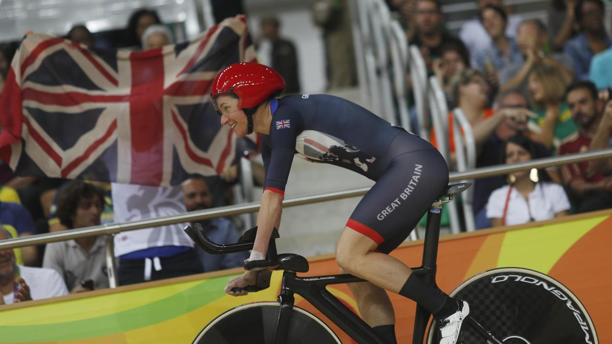 Sarah Storey wins record 12th gold in Rio